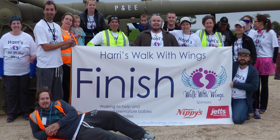 Harri's Walk With Wings