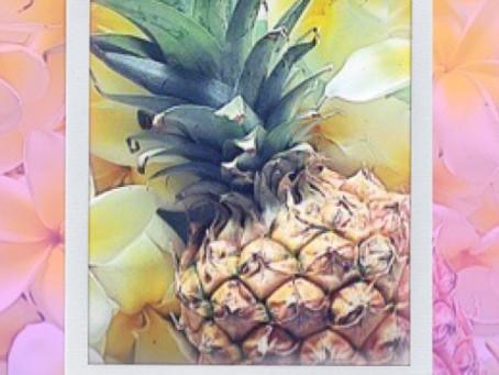 フラワーエッセンス 私はパイナップル