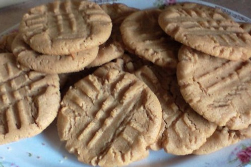 Vegan Peanut Double Butters-1lb
