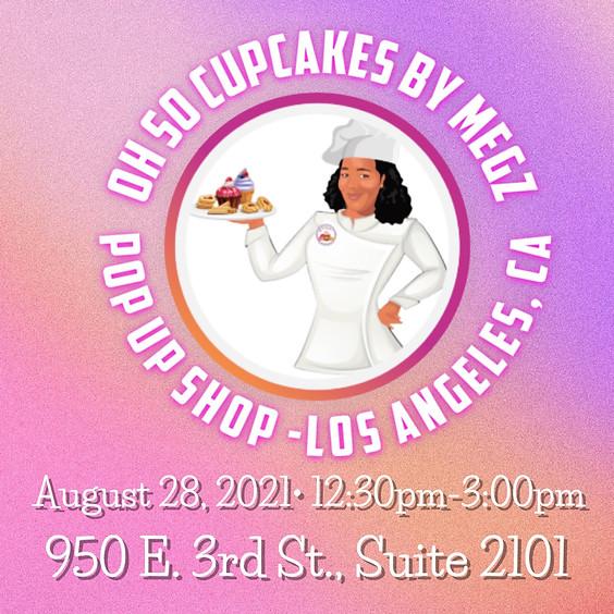 Pop Up Shop - Los Angeles, CA RSVP (Preferred)