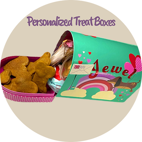 Canine Cutie Treat Box