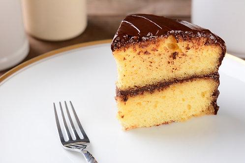 Yellow Cake w/ Chocolate Frosting