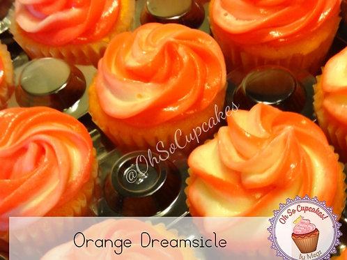 Specialty Gourmet Cupcakes-1/2 Dozen