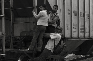 Central American migrants find quarter in southern Mexico..jpg