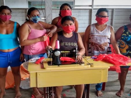 Collective responses to Covid-19 in the Amazon estuary
