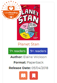 Love Reading 4 Kids Planet Stan Elaine Wickson Chris Judge Action Stan Super Stan