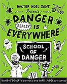 Danger is Everywhere David O'Doherty Chris Judge Elaine Wickson Planet Stan