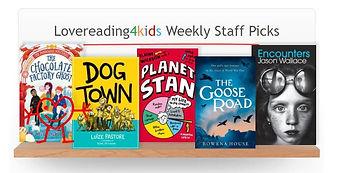 LoveReading4Kids Staff Pick Planet Stan Elaine Wickson Chris Judge