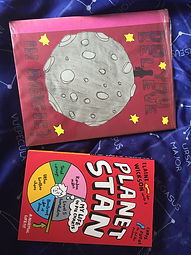 Planet Stan by Elaine Wickson and Chris Judge