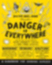 Danger is Everywhere Chris Judge David O'Doherty Planet Stan