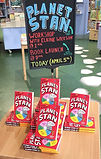 Blackwell's Bookshop Oxford Planet Stan - My Life in Pie Charts Elaine Wickson Chris Judge