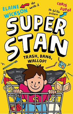 Super Stan by Elaine Wickson and Chris Judge