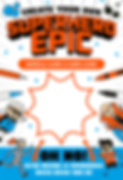 Create Your Own Suprhero Epic Andrew Judge Chris Judge Planet Stan