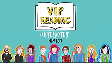 VIP Reading Elaine Wickson VIP Read Trip, Reading for Pleasure
