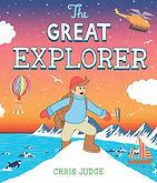 The Great Explorer Chris Judge Planet Stan Elaine Wickson