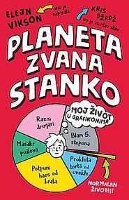 Planeta zvana Stanko by Elaine Wickson and Chris Judge