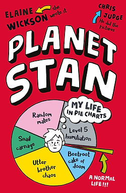 Planet Stan Elaine Wickson Chris Judge Lollies Book Awards