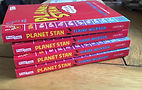 Planet Stan pie chart book Elaine Wickson Chris Judge