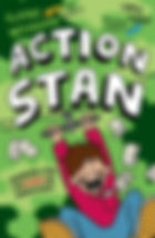 Action Stan by Elaine Wickson and Chris Judge Funny Children's Books