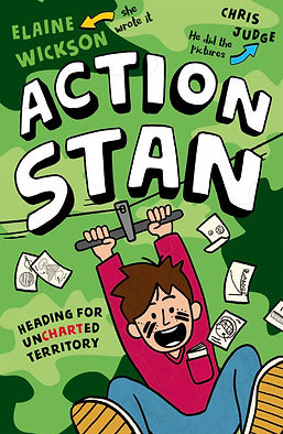 Action Stan by Elaine Wickson