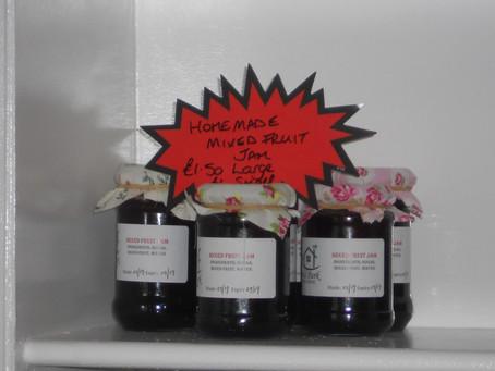 Home-made Jam and Marmalade
