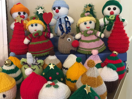 Christmas Knits now on Sale