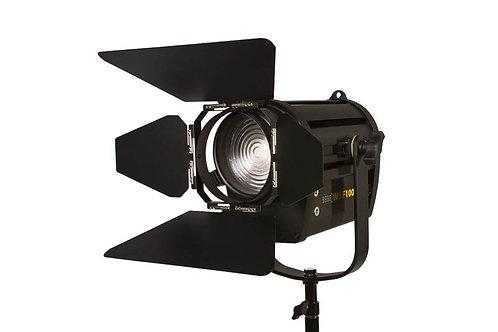 ikan White Star 4″ Fresnel 100 Watt LED Light
