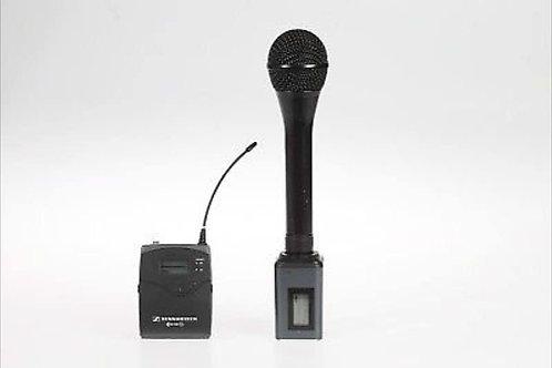 Sennheiser G2 Wireless Microphone Kit SKP100 G2, EW100 G2, and Audix OM2 mic