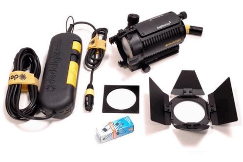 Dedolight 150W (3-light kit) Tungsten Light