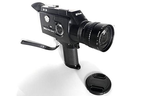 Nikon R10 Super 8mm Camera