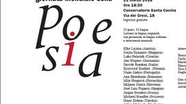 Giornata mondiale della poesia 2018