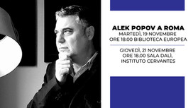 Alek Popov a Roma