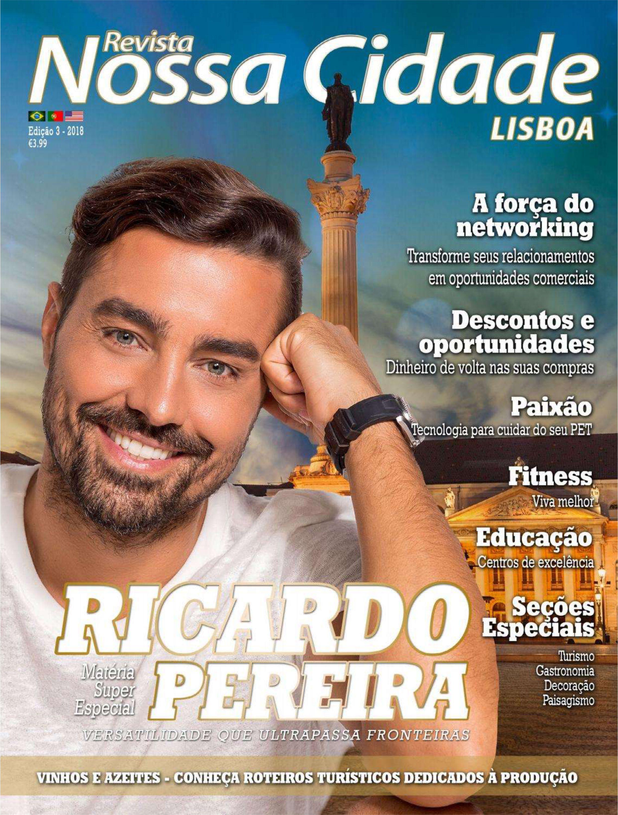 Revista Nossa Cidade Lisboa 3º ed.
