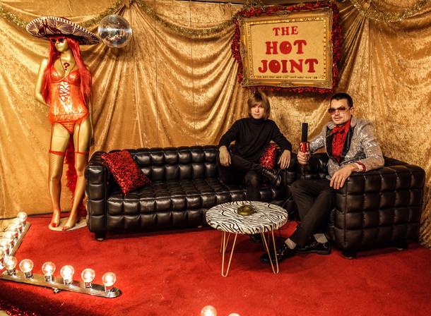 Cody Lynn Boyd interviewed by Ronaldo Largo on The Hot Joint