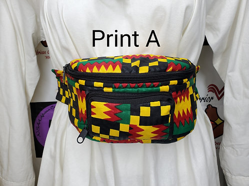 African print Fanny-pack