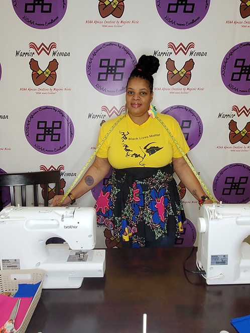 Individual Sewing lessons for beginners