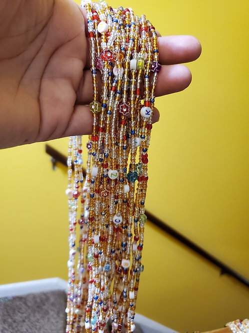 High Quality Waistbeads from Ghana