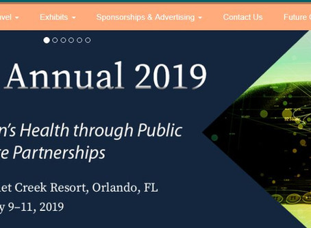 NACCHO Annual Conference in July