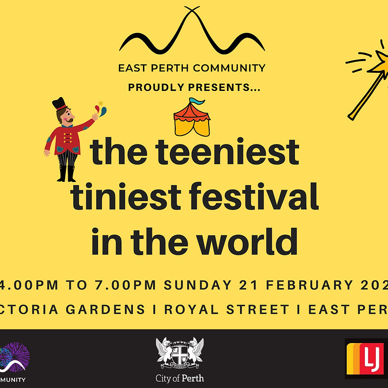 The Teeniest Tiniest Festival in the World