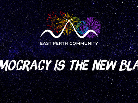 Democracy is the New Black