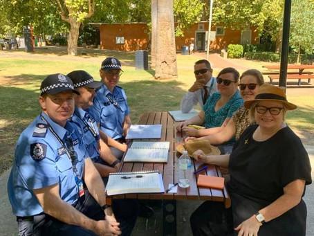 Victoria Gardens Security