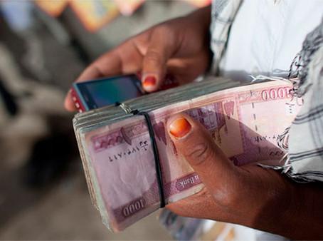 Исследование: В обороте мелкой розничной торговли наличные занимают до сих пор $19 триллионов в год