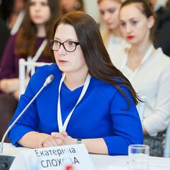 Екатерина Слохова