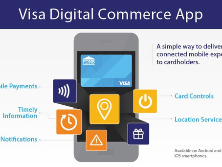 Visa предлагает банкам white-label приложение для организации card-management сервиса