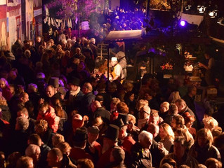 Dickensfestijn breidt uit met Kerstfair op zaterdagavond
