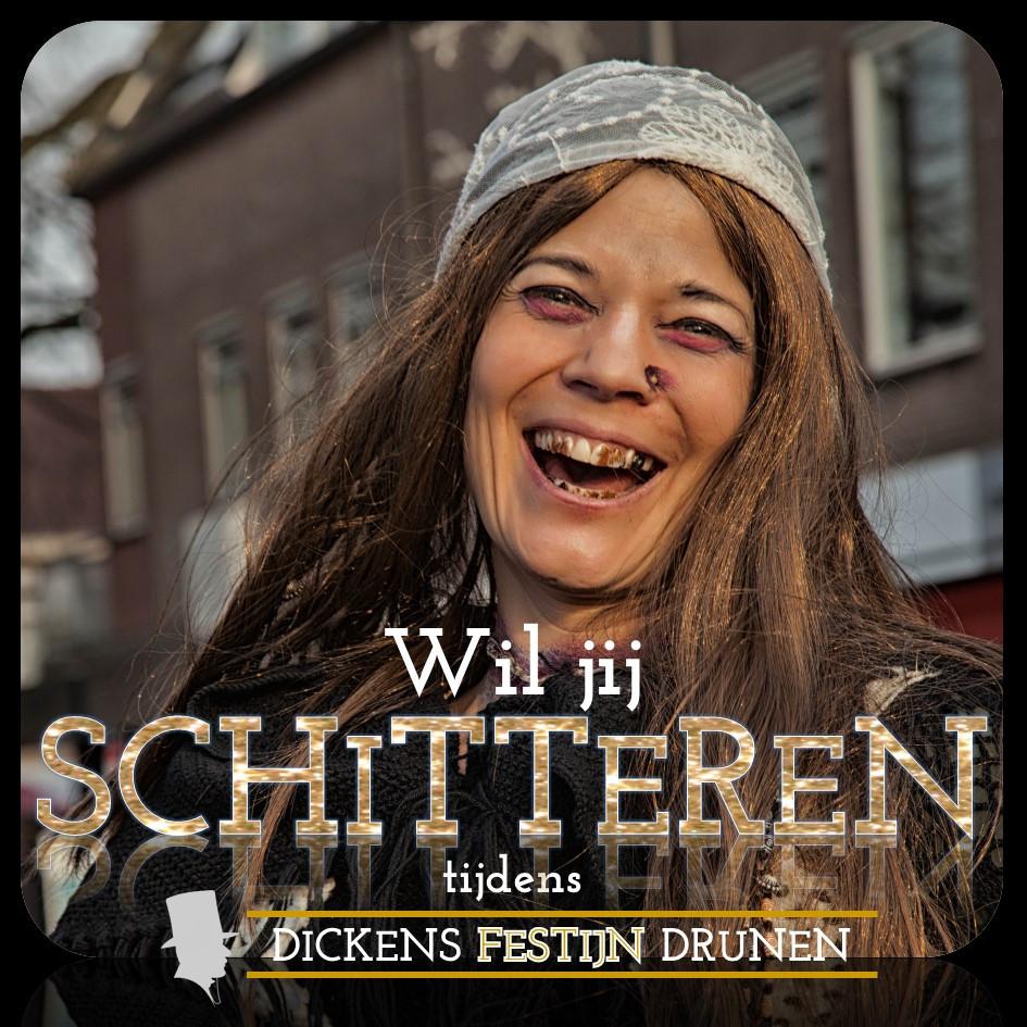 Oproep acteurs Dickensfestijn 2017 Drunen