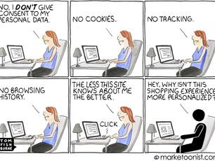 Cookies e dati personali: un altro punto di vista che vale la pena di considerare.
