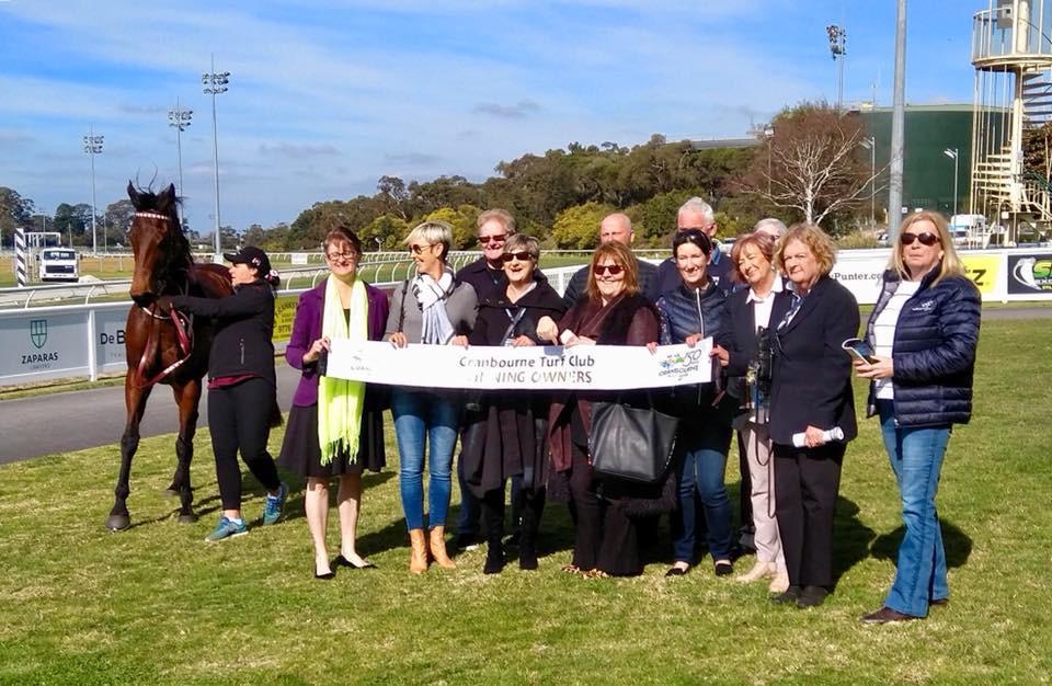 Lady Makfi Win Cranbourne September 2018