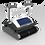 Thumbnail: RAPTOR 3012 - robot pulitore per piscine fino a 150mq
