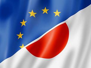 JEFTA, il nuovo accordo di interscambio economico tra UE e Giappone